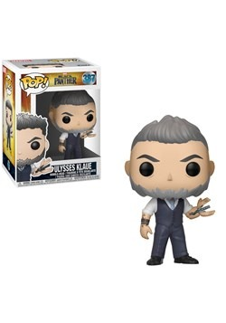 Pop! Marvel: Black Panther- Ulysses Klaue upd