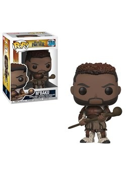 Pop! Marvel: M'Baku Black Panther-upd