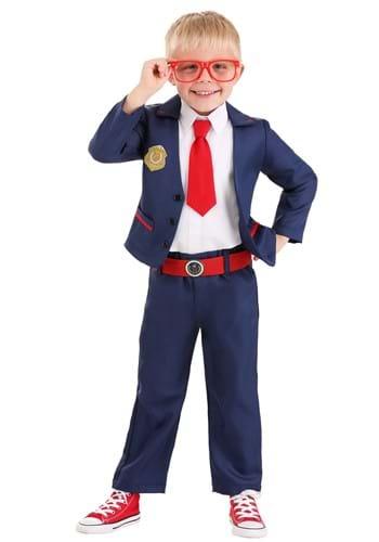 Odd Squad Agent Toddler Costume