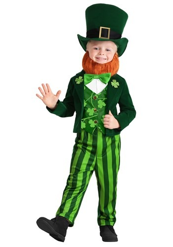 Toddler Leprechaun Costume