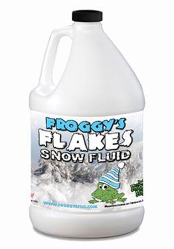 Froggys Gallon Flakes Snow Juice
