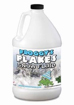 Froggy's Gallon Snow Juice Fluid