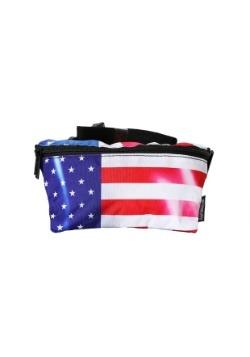 USA Flag Fydelity Fanny Pack