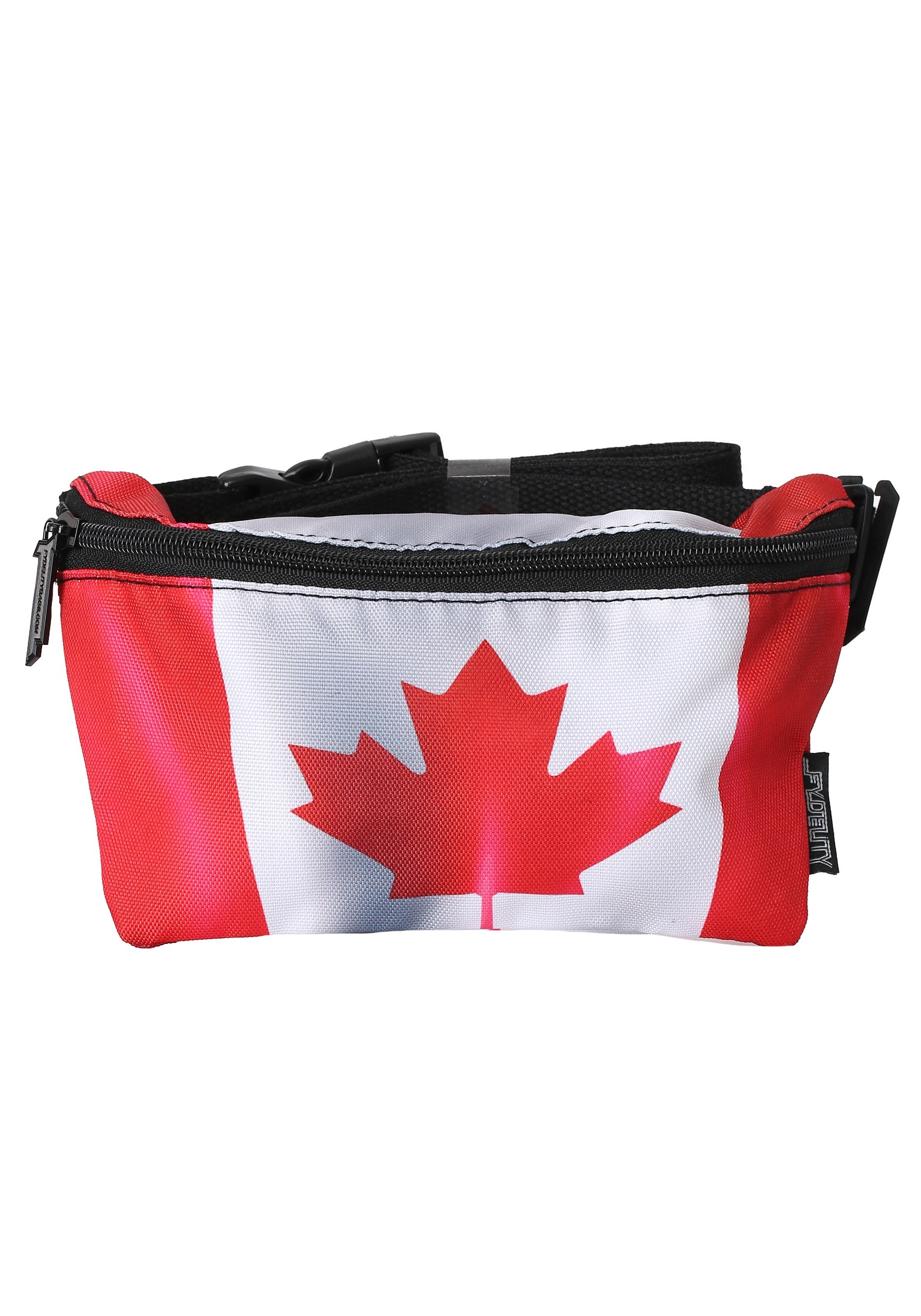 a406601a98b Canada Flag Fydelity Fanny Pack