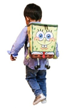 Spongebob Squarepants Character Kids Backpack
