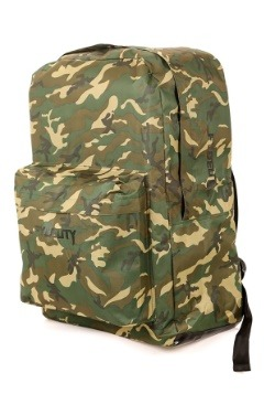 Camouflage Fydelity Big A$$ Backpack