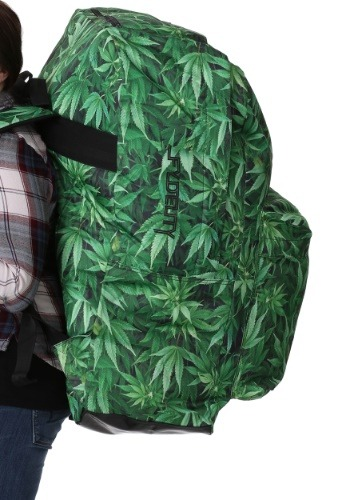 Weed Print Fydelity Big A$$ Backpack Main Update