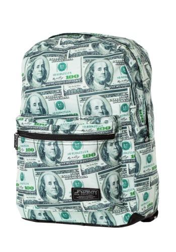 Cash Money Print Fydelity Backpack