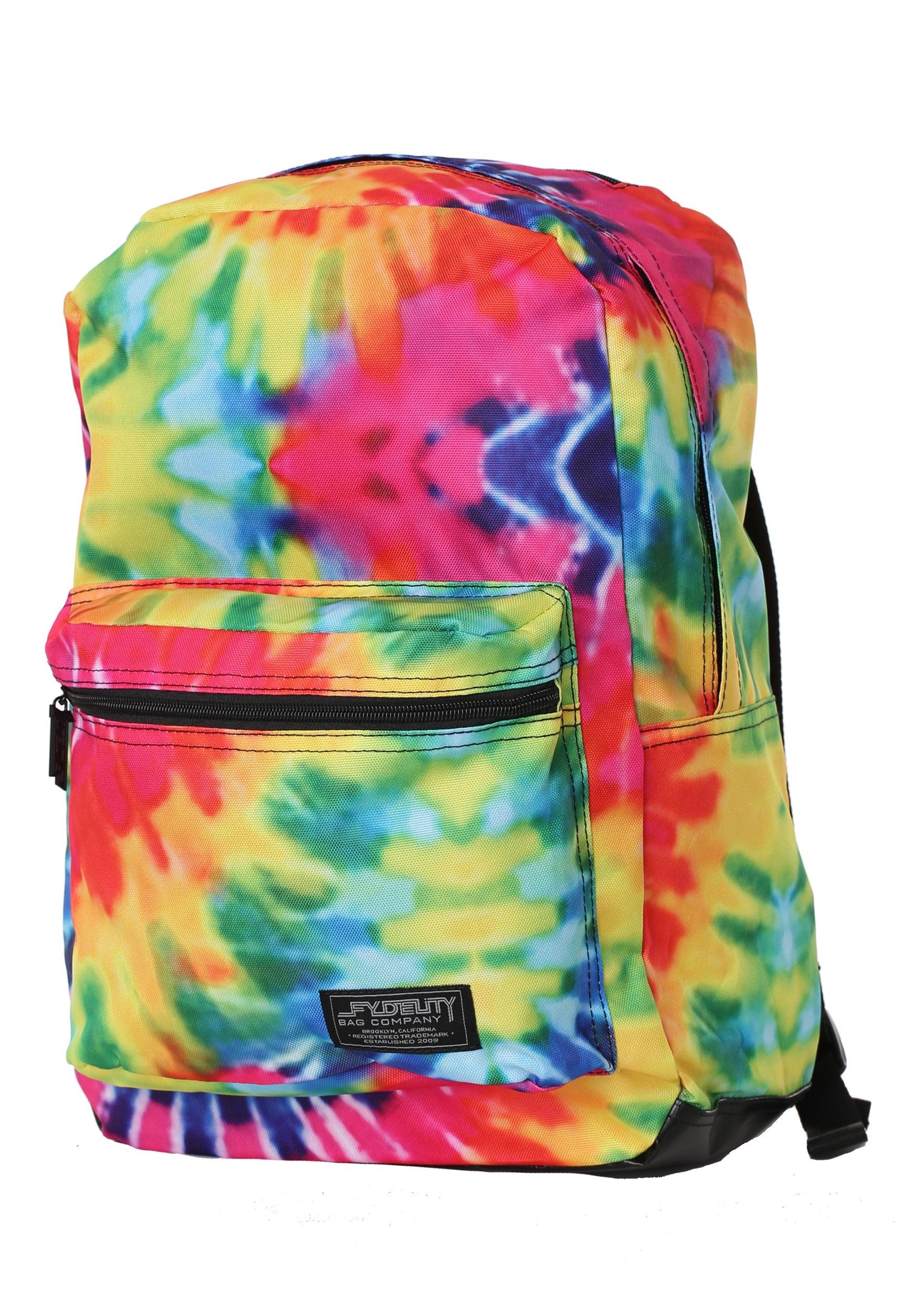 Awe Inspiring Tie Dye Print Fydelity Backpack Squirreltailoven Fun Painted Chair Ideas Images Squirreltailovenorg