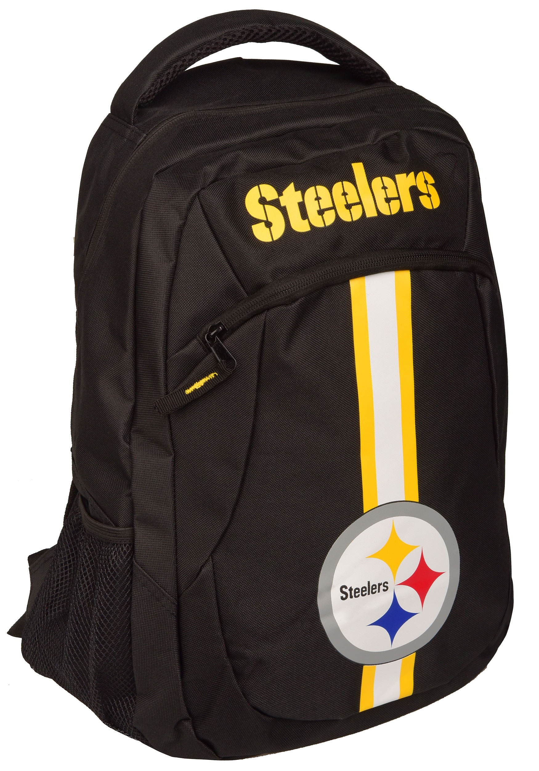 buy online 8194c 6bb29 Pittsburgh Steelers Action Backpack