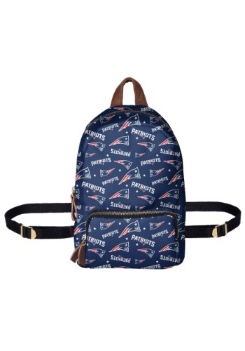 New England Patriots Printed Collection Mini Backpack-update