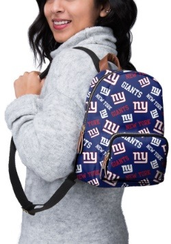 New York Giants Printed Collection Mini Backpack-update1