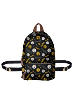 Pittsburgh Steelers Printed Collection Mini Backpack-update1