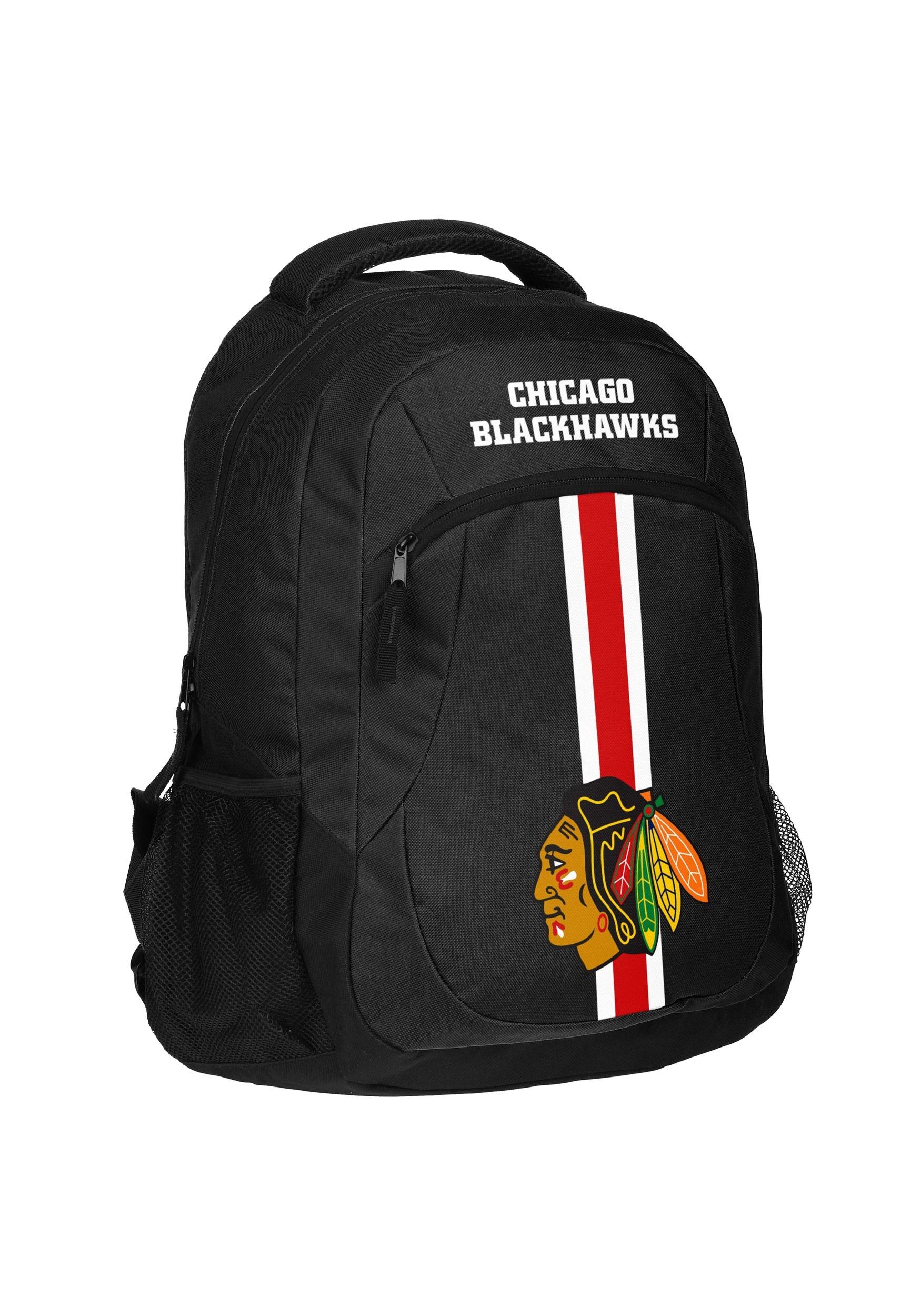 Chicago Blackhawks NHL Action Backpack