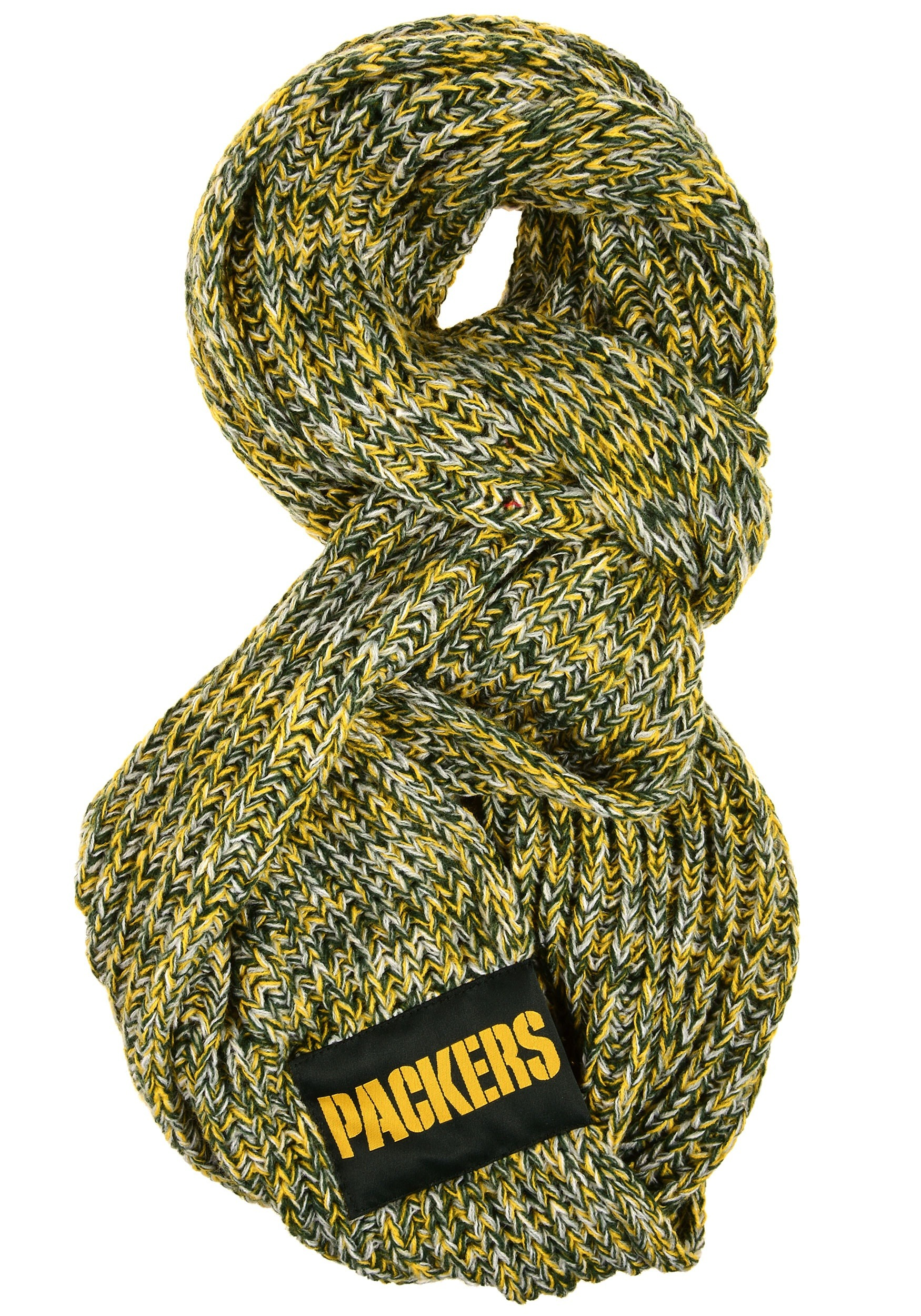 15fce4b796118 Green Bay Packers Peak Infinity Scarf