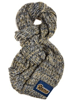 Los Angeles Rams Peak Infinity Scarf 1