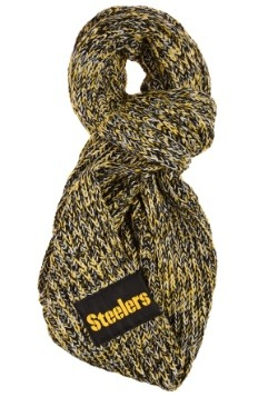 Pittsburgh Steelers Peak Infinity Scarf