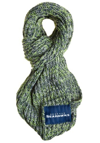 Seattle Seahawks Peak Infinity Scarf