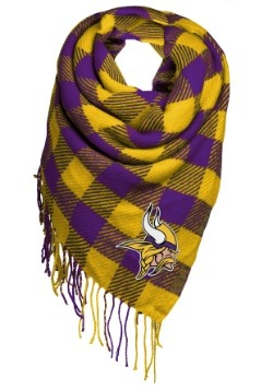 Minnesota Vikings Women's Oversized Scarf