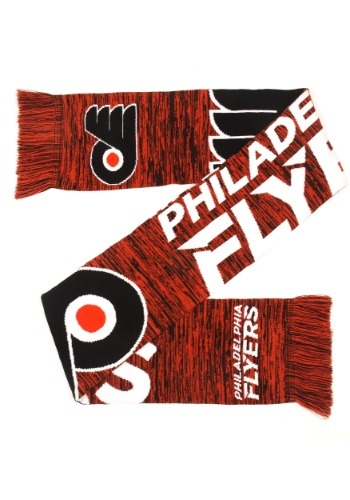 Philadelphia Flyers Wordmark Big Logo Colorblend Scarf