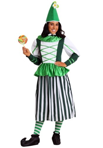 Munchkin Woman Deluxe Costume Main
