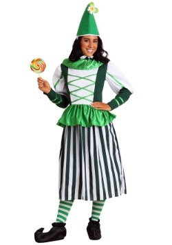 Deluxe Munchkin Costume for Women Main