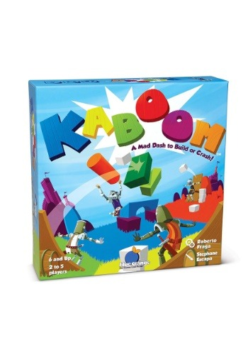 Kaboom Family Board Game