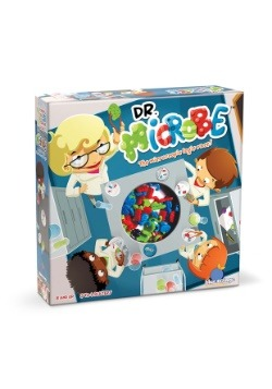 Dr Microbe Childrens Game
