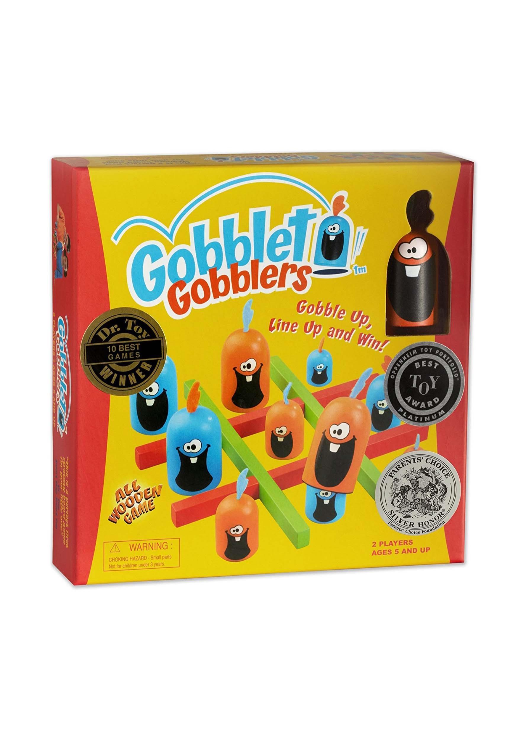Gobblet Gobblers Childrens Game