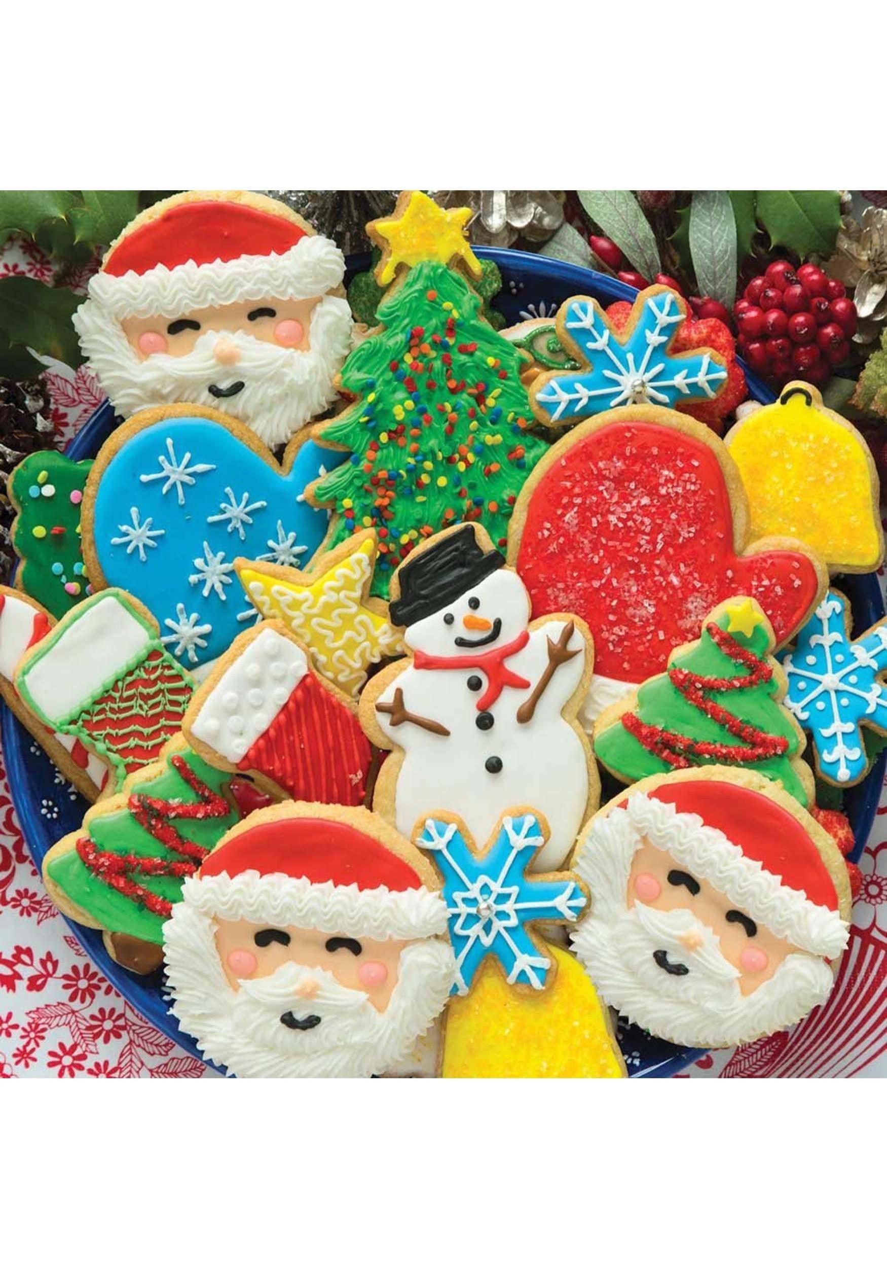 Cookies & Christmas 500 Piece Springbok Puzzle