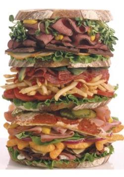 Springbok Snack Stack 500 Piece Puzzle
