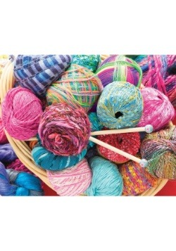 Springbok Knit Fit 1000 Piece Puzzle