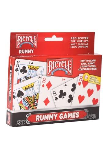 Bicycle Rummy Card Games 2-Pack