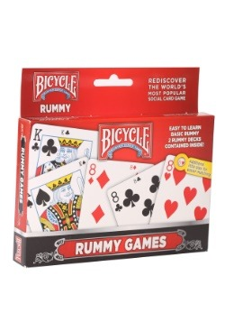 Bicycle Rummy Card Games 2-Pack