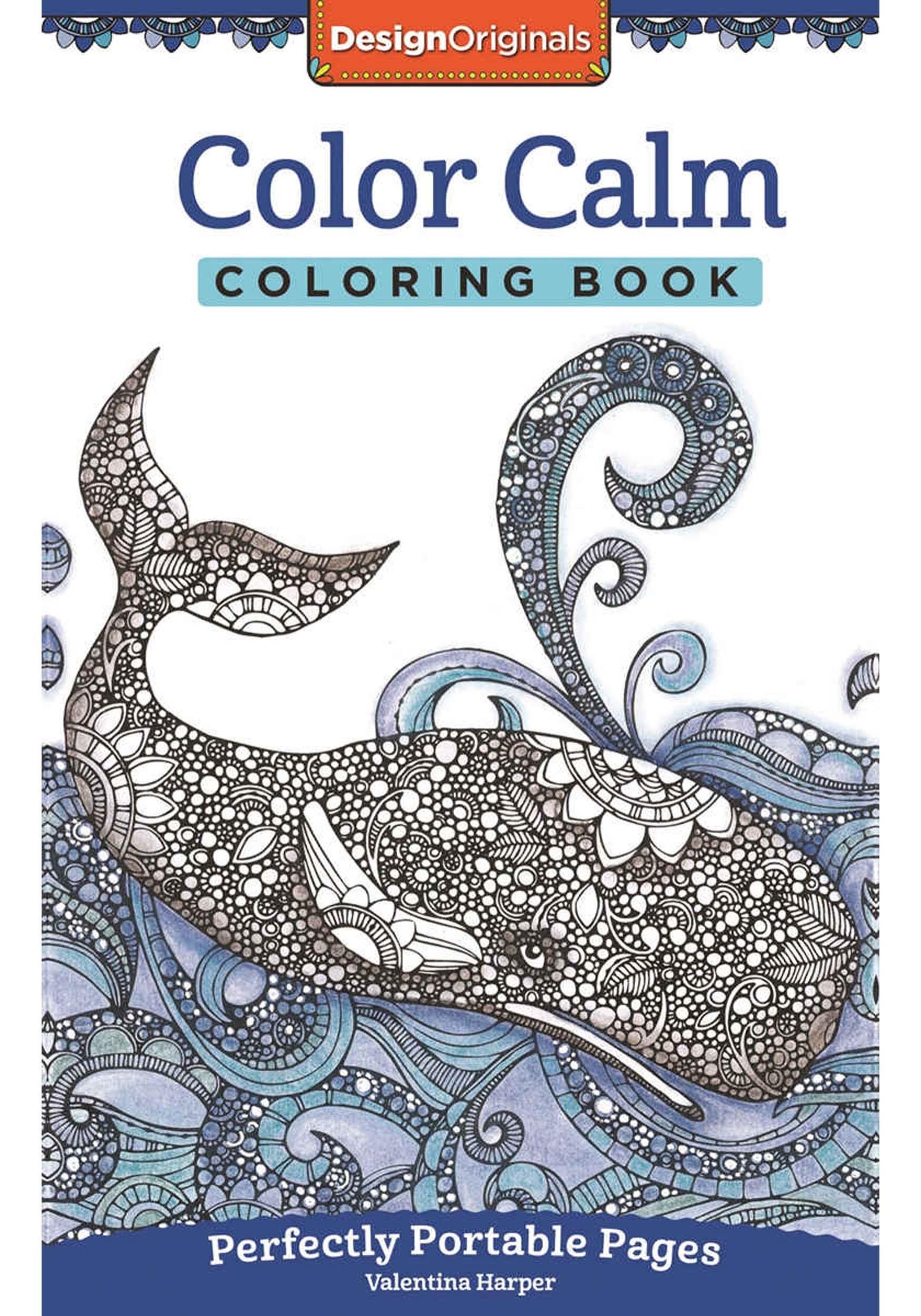Color Calm Coloring Book
