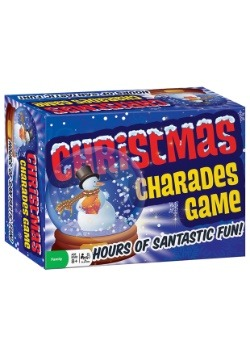 Christmas Charades Party Game