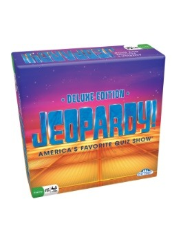 Jeopardy! Deluxe Edition Board Game