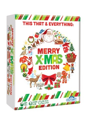 This That & Everything: Merry X-Mas Party Game
