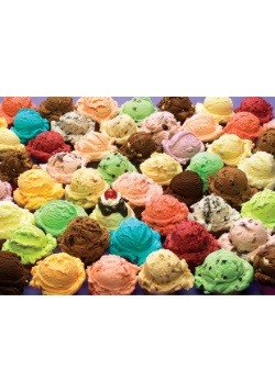 Ice Cream 1000 Piece Cobble Hill Puzzle