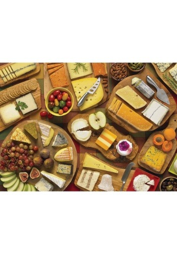 More Cheese Please 1000 Piece Cobble Hill Puzzle