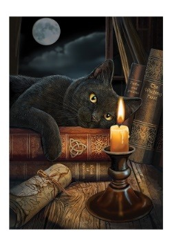 The Witching Hour 1000 Piece Cobble Hill Cat Puzzle