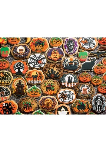 350 Family Pieces Halloween Cookies Cobble Hill Puzzle