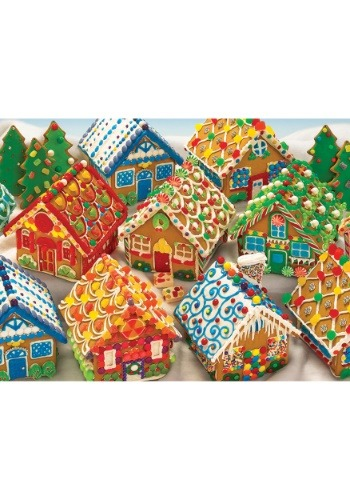 350 Family Pieces Gingerbread Houses  Cobble Hill Puzzle