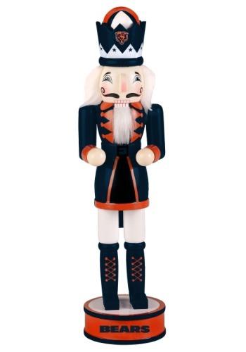 "Chicago Bears 14"" Holiday Nutcracker"