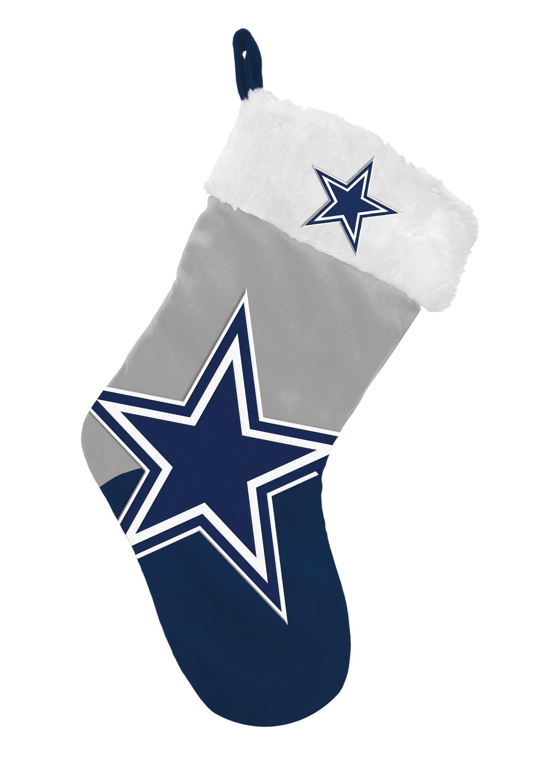 NFL Dallas Cowboys Basic Stocking 2df28c0ab1a