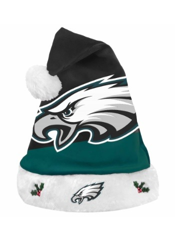 Philadelphia Eagles Santa Hat