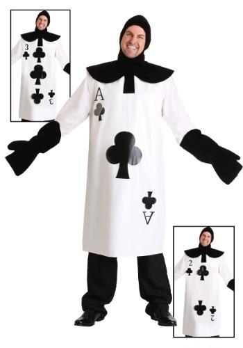 Wonderland Ace of Clubs Costume