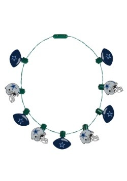 Dallas Cowboys Light Up Ball Necklace