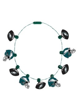 Philadelphia Eagles Light Up Necklace