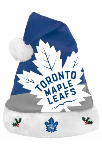 Toronto Maple Leafs Santa Hat